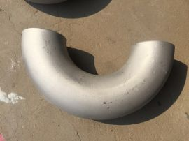 325*8不锈钢冲压弯头对焊弯头耐腐蚀性好