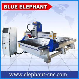 數控木工雕刻機臺達變頻鬆下驅動我選藍象數控