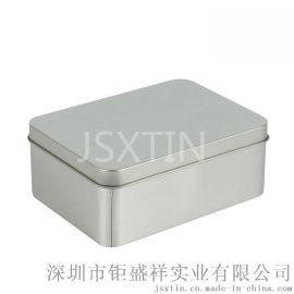 无印刷通版包装盒 铁盒加工厂 燕窝包装铁盒