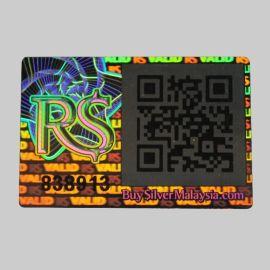 厂家定制 激光防伪标签 激光防伪不干胶商标 防伪标签
