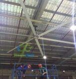 瑞泰風工業大風扇強勢來襲,有效解決高大空間悶熱問題