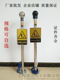 PSA人体静电释放器 石油化工专用防爆型人体静电释放报 器