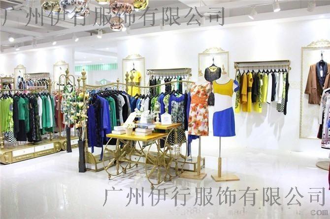 佛尼亞春夏 深圳時尚靚麗折扣女裝批發 專櫃特價庫存尾貨打包