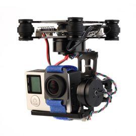 HAKRC无刷三轴微单云台无人机模型船稳定器航拍控制板DIY