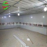 水簾式環保噴漆房 紅外線加熱烤漆房 傢俱無塵噴漆房