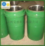青州3NB1300泥漿泵雙金屬缸套