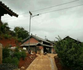 农村道路太阳能灯 太阳能路灯厂家