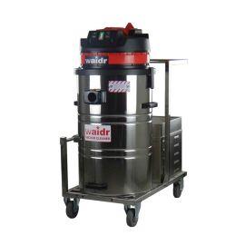 吸车间仓库粉尘用威德尔电瓶WD-80 工业吸尘器 大功率移动式工业吸尘器