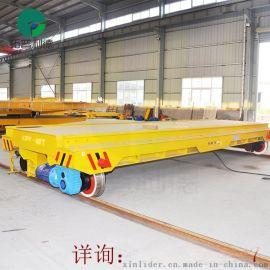 双轨道运输车厂家设计新款车间搬运设备