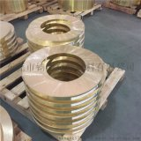 高精H65黄铜皮 C2680/C2700黄铜带 耳机线用黄铜带
