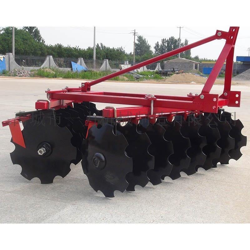 拖拉機帶的缺口圓盤耙 輕耙 中耙  重耙