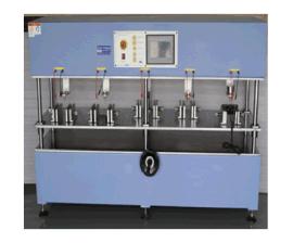 漏电保护插头寿命耐久性试验装置