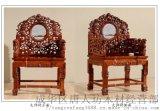 成都新中式明清家具 成都唐人坊仿古家具定制红木古典家具客中堂条案供桌