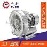 1.1KW单段高压鼓风机2RB011H50鼓风机