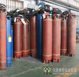 YQST大容量潛水電機_三相異步井用電動機