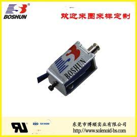 微型工業機器人電磁鐵推拉式 BS-0420S-03