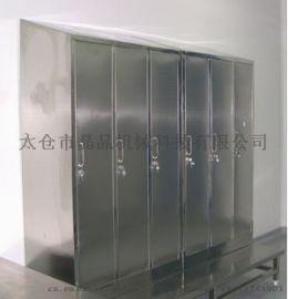 不锈钢衣柜不锈钢鞋柜不锈钢储物柜员工柜收纳柜模具柜