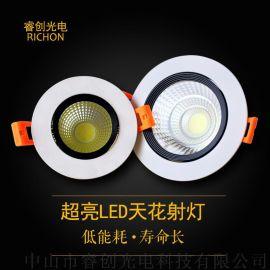 睿创光电3W可调角度LED天花灯