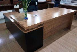 老板桌 辦公桌總裁桌經理室大班臺 主管桌椅組合
