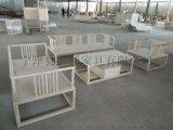 廠家直銷美碩新中式沙發組合實木客廳傢俱