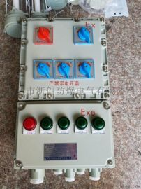 户外明装式防爆照明配电箱