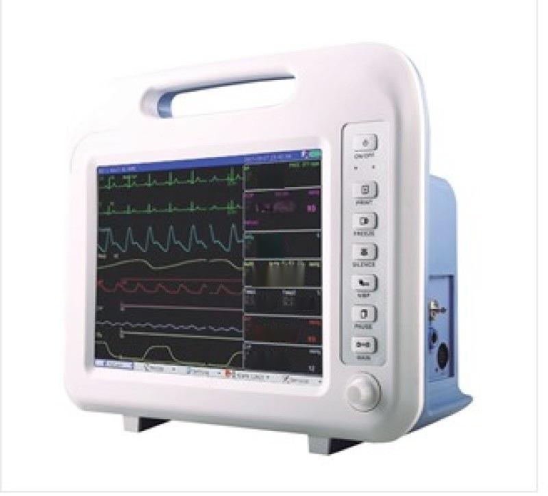 深圳施博瑞SPR9000多參數監護儀六參數心電監護
