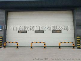 聊城厂房电动提升门 工业升降门 车间工业门