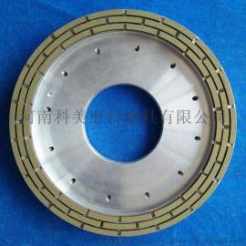 定做异形树脂金刚石CBN杯形砂轮硅片减薄砂轮片