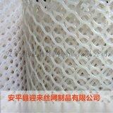 塑料养殖网 白色塑料网 塑料网厂家