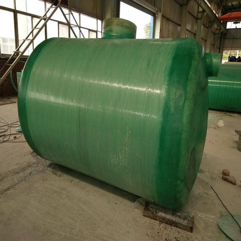 河南成品消防化粪池玻璃钢隔油池多少钱