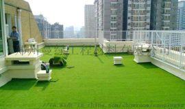 幼兒園樓頂室外戶外休閒綠色草人工塑料假草皮假草坪
