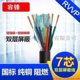 3*1.5平方铝箔编织网屏蔽 控制电缆