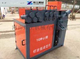 青海海北卷簧机螺旋箍筋成型机