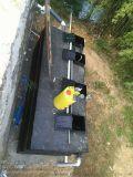 屠宰殘渣污水地埋一體化污水處理設備