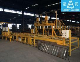 瓦楞板自动焊接机 瓦楞板焊接设备 半挂车厢自动焊