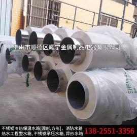 广东省不锈钢保温管 佛山不锈钢套管保温管 复合管