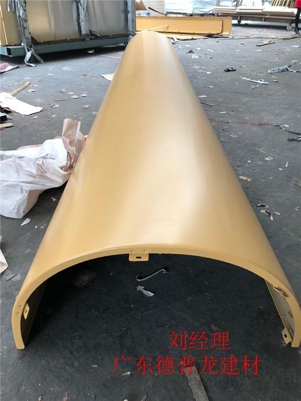 兰州圆弧包柱铝单板,钢结构四方形包柱铝板