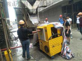 二次构造柱注浆泵浇筑混凝土有这些要求