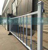 金属小区铁艺栅栏 工厂围墙护栏网 定制厂区锌钢栏杆