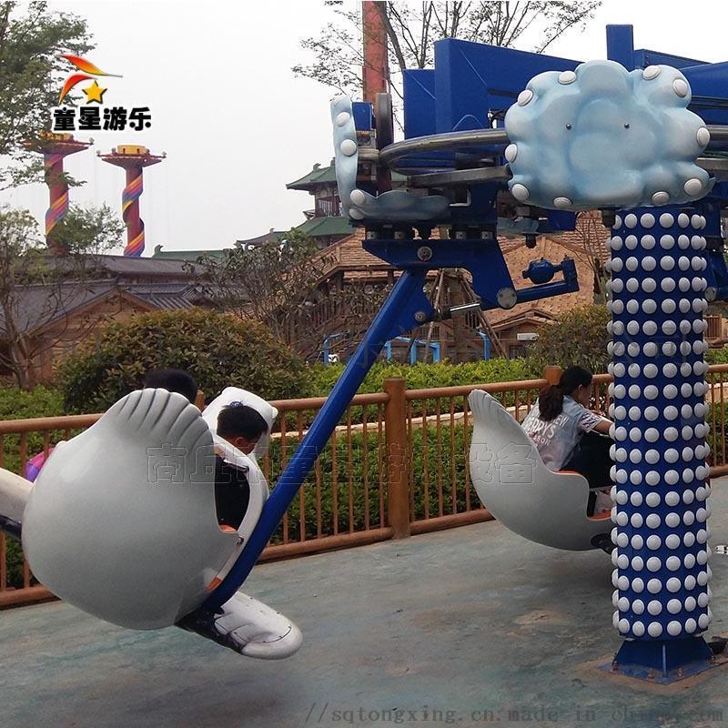飞虎奇兵广场游乐设备商丘童星厂家供应