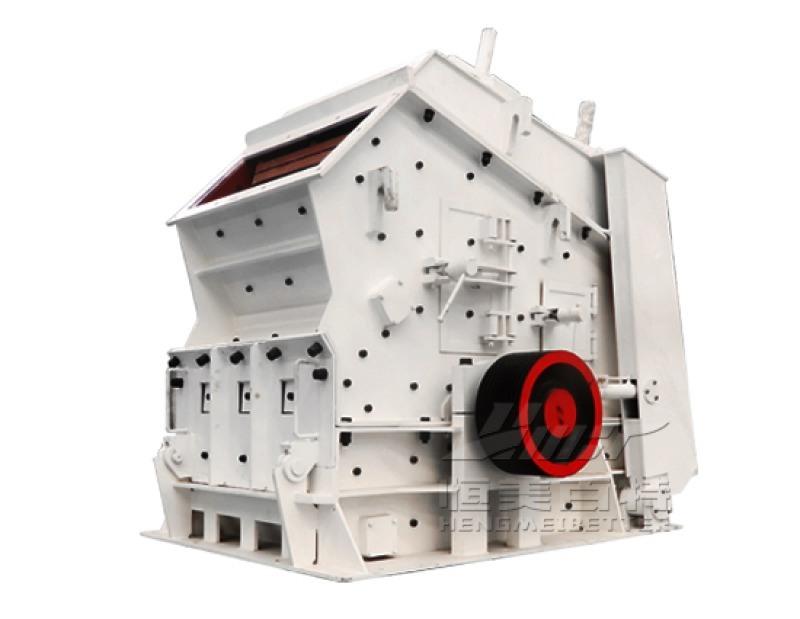 新型青石山石破碎机 恒美百特全自动移动破碎站设备