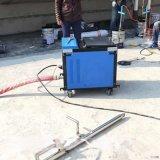 重慶奉節縣熔膠機管廊用非固化噴塗機價格