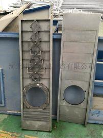 金马机械LX3012 2220中心导轨伸缩钢板护罩