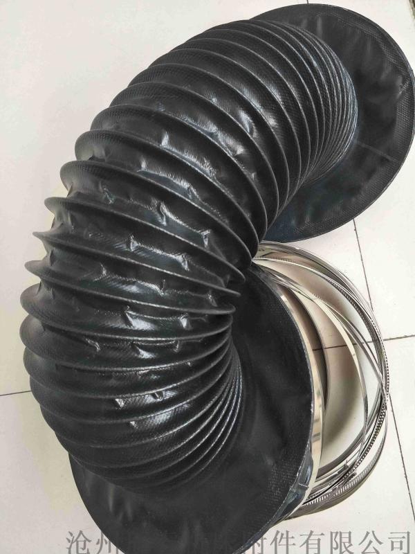 挖掘機油缸活塞桿防塵套|風琴式活塞桿防塵套