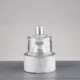 批发定制晶白料香水瓶50-200ml