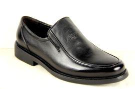 厂家直销1005真皮商务休闲皮鞋