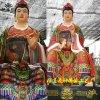 河南送子奶奶神像 三霄圣母塑像 十二老母佛像