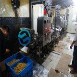 生產雞米花設備,雞米花油炸機,雞米花裹粉機