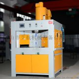 肇庆喷砂机,玻璃制品打砂处理自动转盘喷砂机
