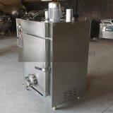 熏鸡背糖**熏设备均可不锈钢全自动糖熏烧肉设备